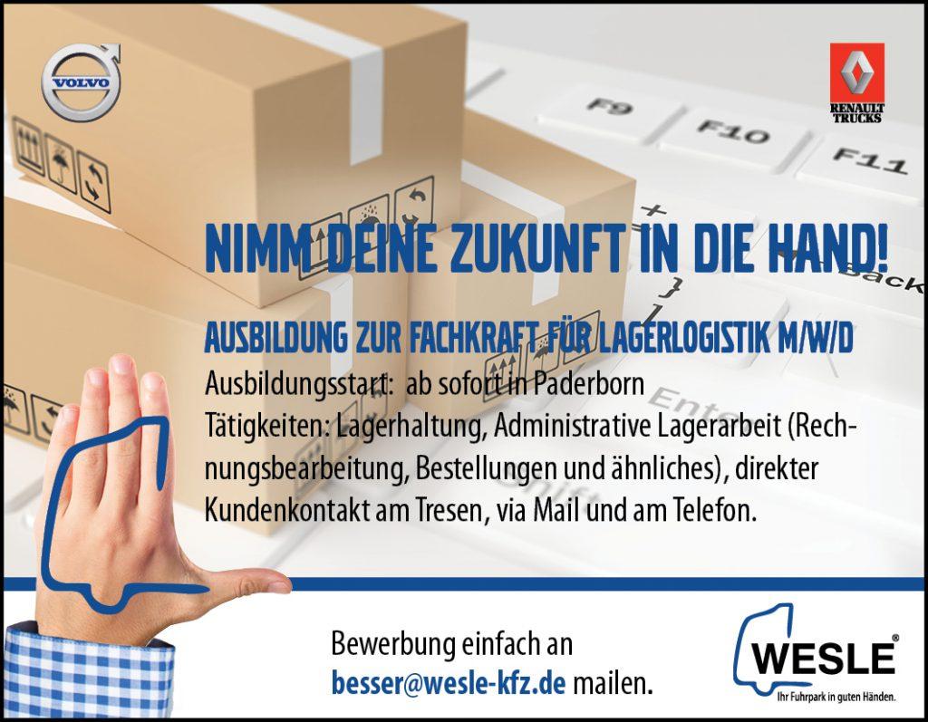 Wesle-Ebay-Stellenanzeige_Fachkraft-Lagerlogistik1,4