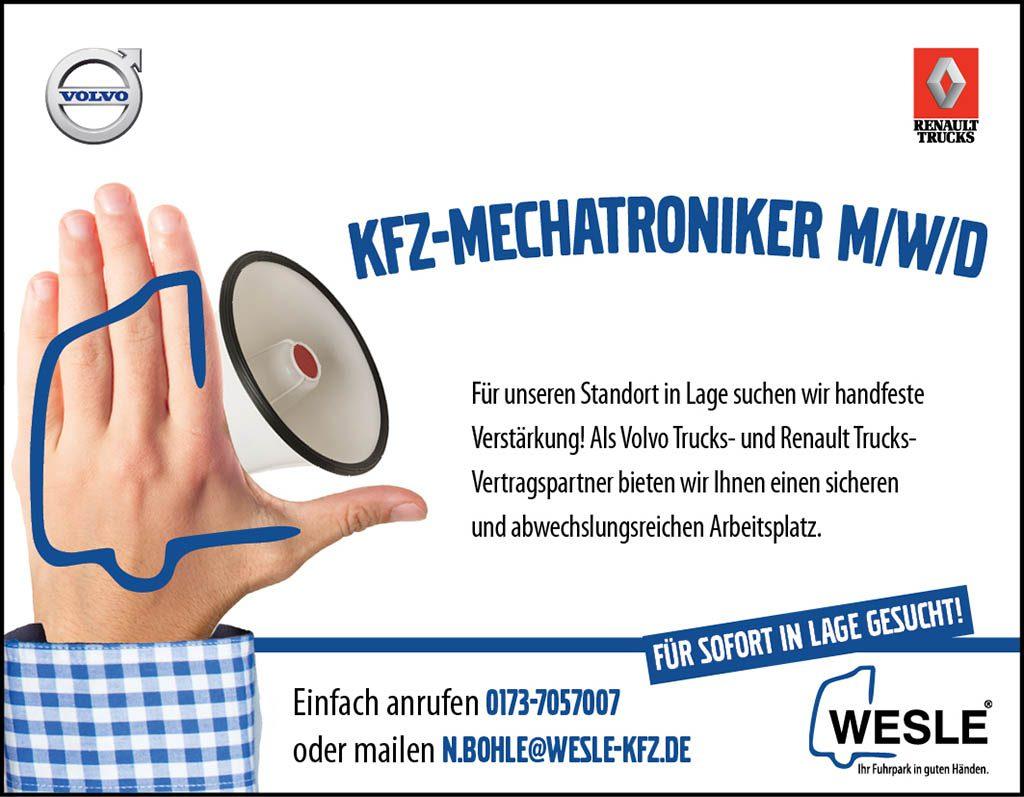 Wesle_Stellenanzeige_Mechatroniker-ohne-Teiledienst-1024x797_1,1